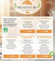 Breakfast Bio