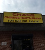Chans Chinese Restaurant