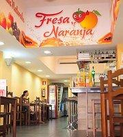 Fresa Naranja