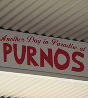 Purnos On The Beach Cafe