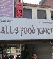 ‪Lall's Food Junction‬