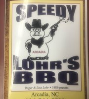 Speedy Lohr's B B Q of Arcadia