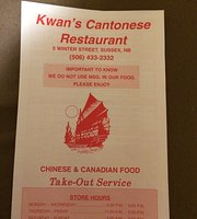 Kwan's Restaurant