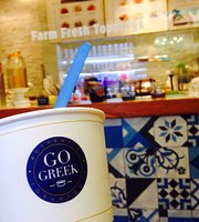 Go Greek Yogurteria