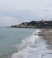 Bussana Beach