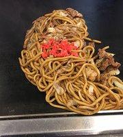 Okonomiyaki Teppanyaki Kinta Nara Nijo Oji