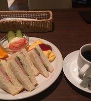 Karafuneya Coffee shop Sanjo Main shop