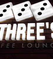 ‪3 Three's Coffee Lounge‬