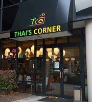 Thai Corner Restaurant