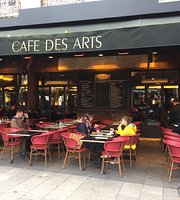 Cafe des arts