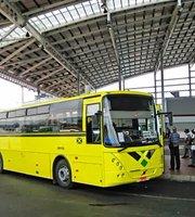 การขนส่งโดยรถโดยสารประจำทาง