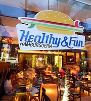 Healthy & Fun Hambrgueria