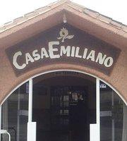 Restaurante Casa Emiliano Las Cuevas