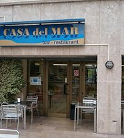 ‪Restaurante Bar Casa del Mar‬
