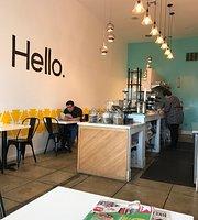 The Black Bicylce Cafe