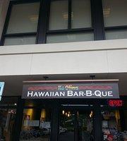 ko olina hawaiian bar-b-que