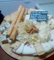 Cheese paladares