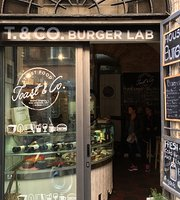‪Toast & Co. Burger Lab‬