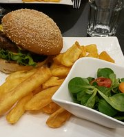Crazy Burger Cafe