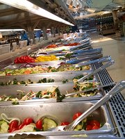 Ingles Grocery Storet -salad bar