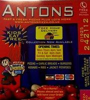 Anton's Pizza