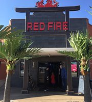 Red Fire Asian BBQ & Japanese Gril