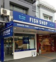 ‪Mt. Eden Village Fish Shop‬