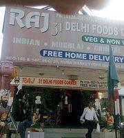 Raj 31 Delhi Foods Corner