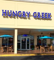 ‪The Hungry Greek‬