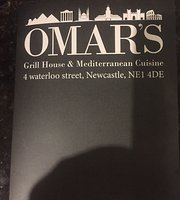 Omar's Grill House Restaurant & Bar