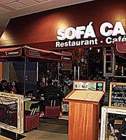 Sofá Café Plaza Norte