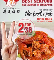 KL Delight Seafood