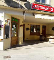 Cafe Restaurant de la Place