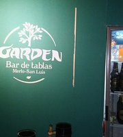 Garden Bar De Tablas