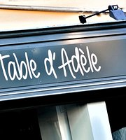La Table d'Adèle