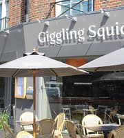 Giggling Squid Esher