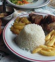 Restaurante Rancho Do Peixe Dois Lagos