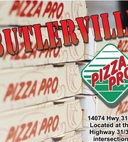 Pizza Pro of Butlerville