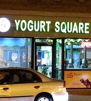 Yogurt Square