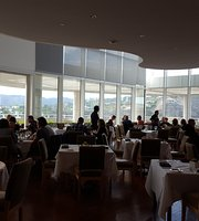 Getty Center Restaurant