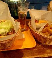 Freshness Burger Monzennaka-Cho