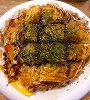 Okonomiyaki Ikinatei