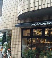 Mos Burger Tokyo Taiikukan-Mae
