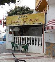 Bar Serroche Juan y Ani
