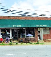 City Billiards and City Cafe