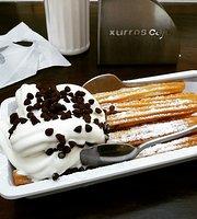 Xurros Cafe