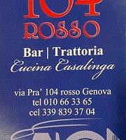 104 Rosso Di Silvestro Maurizio & C Snc Bar