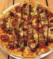 Papa juhn's pizza shack