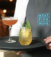 Meat Fish Wine