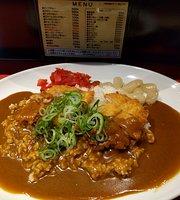 Ganso Gyusuji curry Sakurado